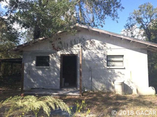 5259 SE 55TH Avenue, Trenton, FL 32693 (MLS #417762) :: Florida Homes Realty & Mortgage