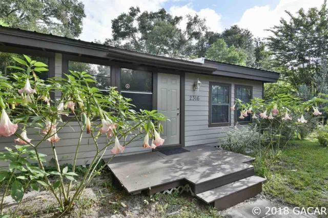 2316 SE 10TH Avenue, Gainesville, FL 32641 (MLS #417780) :: OurTown Group