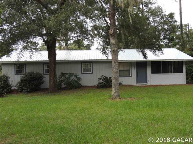 3821 SE 17TH Avenue, Gainesville, FL 32641 (MLS #417888) :: Bosshardt Realty