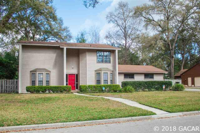 2926 NW 9th Place, Gainesville, FL 32605 (MLS #418088) :: Bosshardt Realty