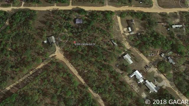6300 Vanderbilt Drive, Keystone Heights, FL 32656 (MLS #418156) :: Bosshardt Realty