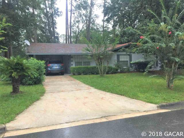 5611 NW 29th Terrace, Gainesville, FL 32653 (MLS #418260) :: Bosshardt Realty