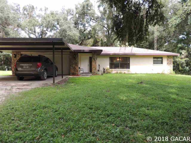 1406 SE Wacahoota Road, Micanopy, FL 32667 (MLS #418291) :: Rabell Realty Group