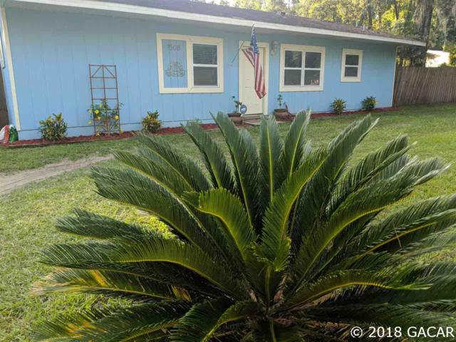 1508 NW 55TH Terrace, Gainesville, FL 32605 (MLS #418640) :: Florida Homes Realty & Mortgage