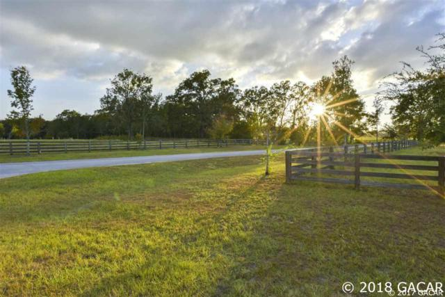 Lot 5 - 9961 NW 208th Terrace, Alachua, FL 32615 (MLS #418859) :: Bosshardt Realty