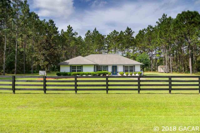 12748 NW 148th Terrace, Alachua, FL 32615 (MLS #418865) :: Rabell Realty Group