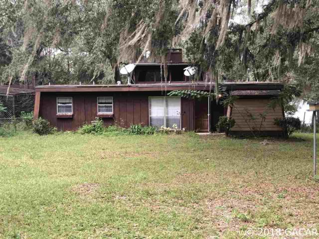 165 Silver Lake Drive, Hawthorne, FL 32640 (MLS #418882) :: Rabell Realty Group