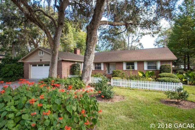 2006 NW 18th Lane, Gainesville, FL 32605 (MLS #419065) :: Florida Homes Realty & Mortgage