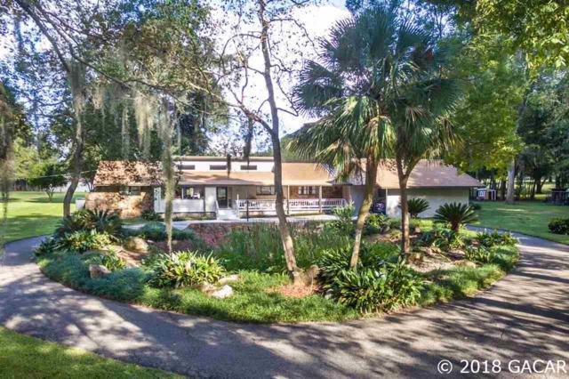 9525 NW 143rd Street, Alachua, FL 32615 (MLS #419265) :: Bosshardt Realty