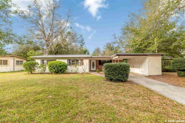 1122 NE 20th Place, Gainesville, FL 32609 (MLS #419605) :: Florida Homes Realty & Mortgage