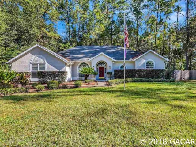 9918 NW 24th Place, Gainesville, FL 32606 (MLS #420040) :: Bosshardt Realty