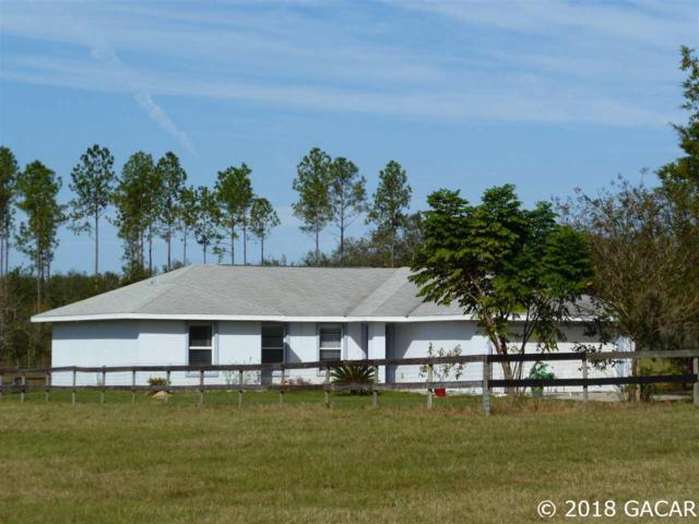 2070 SE 114th Avenue, Morriston, FL 32668 (MLS #420128) :: Pristine Properties