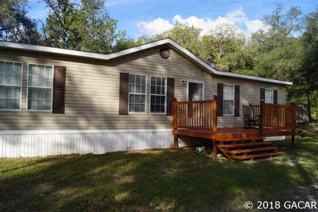 10991 NE 86th Street, Bronson, FL 32621 (MLS #420224) :: Pristine Properties