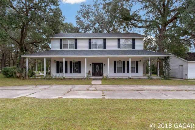 21320 NE 51st Avenue, Earleton, FL 32631 (MLS #420299) :: Bosshardt Realty