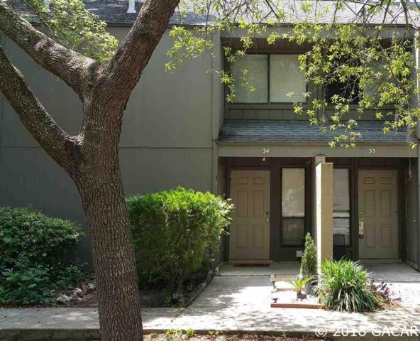 7200 SW 8th Avenue F-34, Gainesville, FL 32608 (MLS #420656) :: Bosshardt Realty
