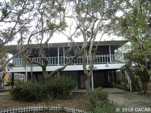 12250 SW 165th Avenue, Cedar Key, FL 32625 (MLS #420881) :: Rabell Realty Group