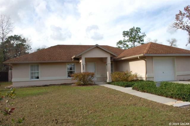 882 SE 46th Loop, Keystone Heights, FL 32656 (MLS #421098) :: Rabell Realty Group