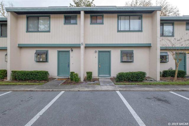 2300 SW 43rd Street S4, Gainesville, FL 32607 (MLS #421154) :: Pepine Realty