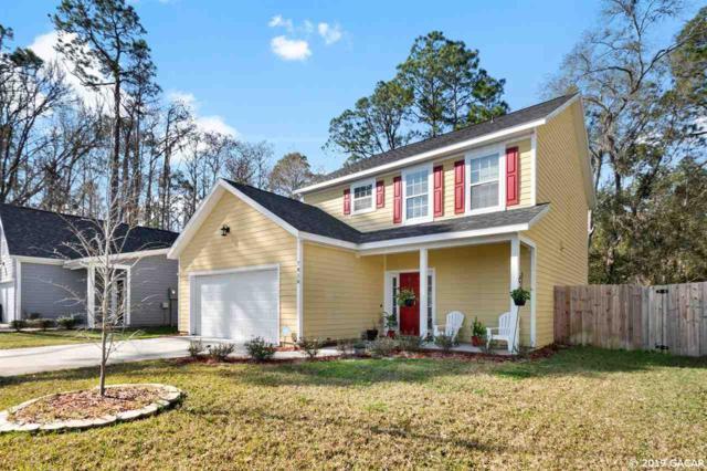7810 NW 21st Way, Gainesville, FL 32609 (MLS #421368) :: Bosshardt Realty
