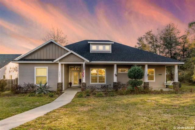 14857 NW 149TH Road, Alachua, FL 32615 (MLS #421461) :: Rabell Realty Group