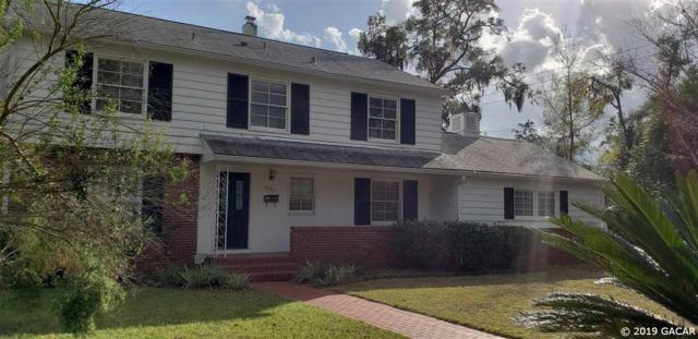 2155 NW 7TH Place, Gainesville, FL 32603 (MLS #421822) :: Rabell Realty Group
