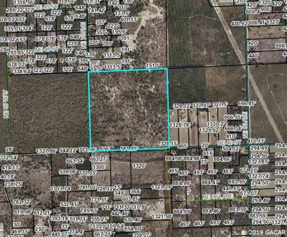 Lot 3 NE 40th Street, High Springs, FL 32643 (MLS #422050) :: Bosshardt Realty