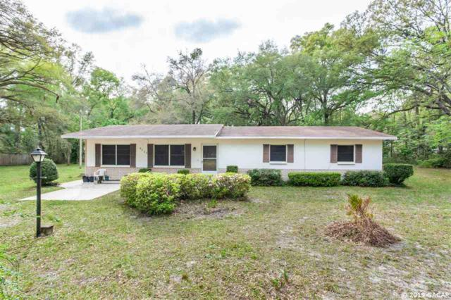 5720 SW 170 Street, Archer, FL 32618 (MLS #422951) :: Rabell Realty Group