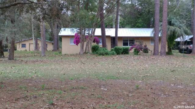 10024 SW 124 Terrace, Archer, FL 32618 (MLS #423023) :: Thomas Group Realty
