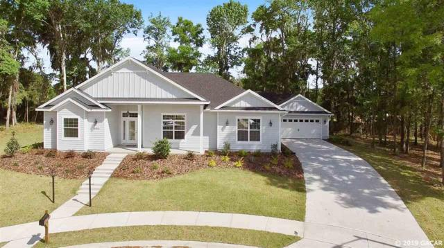 16884 NW 167th Street, Alachua, FL 32615 (MLS #423805) :: Rabell Realty Group