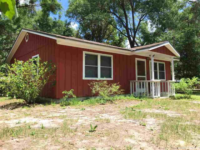 7720 Canal Avenue, Fanning Springs, FL 32693 (MLS #424240) :: Bosshardt Realty