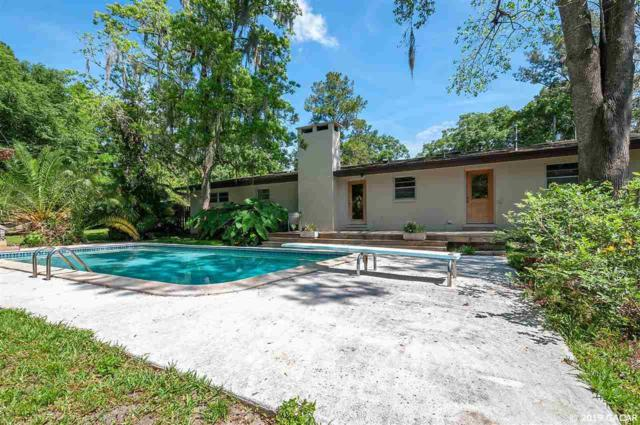 4818 NW 37TH Way, Gainesville, FL 32605 (MLS #424331) :: OurTown Group