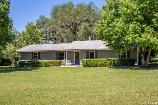 6919 SE 70th Avenue, Trenton, FL 32693 (MLS #424418) :: Bosshardt Realty