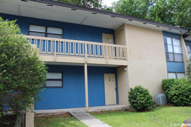 2811 SW Archer Road H-59, Gainesville, FL 32608 (MLS #424781) :: Pristine Properties