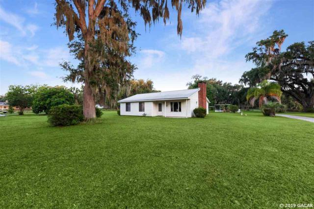 1936 NE 55th Boulevard, Gainesville, FL 32641 (MLS #424926) :: Bosshardt Realty