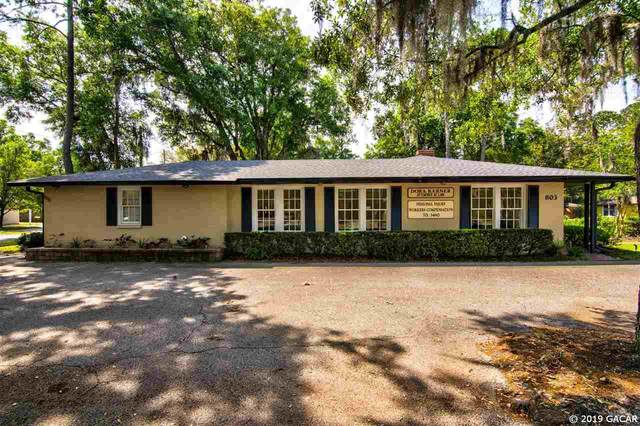 803 NW 23rd Avenue, Gainesville, FL 32609 (MLS #425129) :: Abraham Agape Group