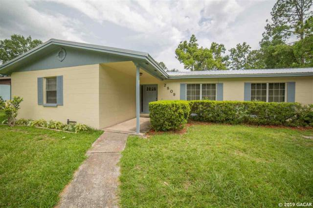 2809 NW 55th Boulevard, Gainesville, FL 32653 (MLS #425164) :: Pepine Realty