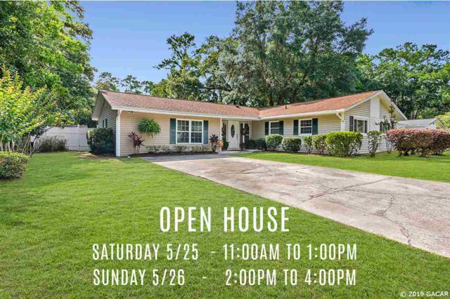 4600 NW 30th Street, Gainesville, FL 32605 (MLS #425317) :: Pepine Realty