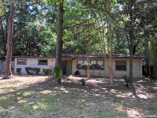 27 NW 36th Terrace, Gainesville, FL 32605 (MLS #425633) :: Pristine Properties