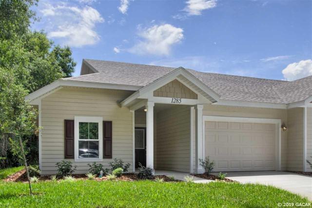 1149 NW 129th Drive, Newberry, FL 32669 (MLS #425927) :: Bosshardt Realty