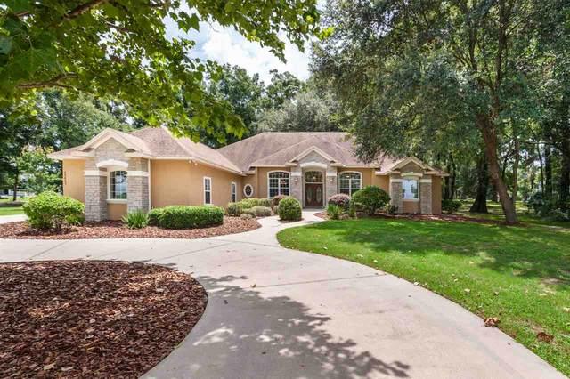 25463 NW 170 Lane, High Springs, FL 32643 (MLS #427621) :: Abraham Agape Group