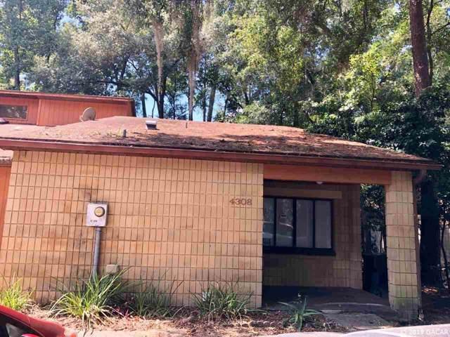 4308 SW 67TH Terrace, Gainesville, FL 32608 (MLS #428377) :: Bosshardt Realty