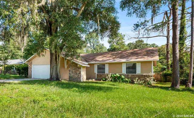 3721 NW 108th Court, Gainesville, FL 32606 (MLS #428394) :: Bosshardt Realty