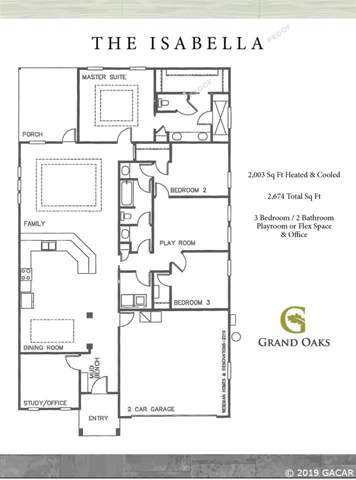 1729 SW 72 Circle, Gainesville, FL 32607 (MLS #428452) :: Pepine Realty