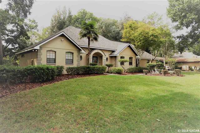 11808 NW 71st Terrace, Alachua, FL 32615 (MLS #429359) :: Rabell Realty Group