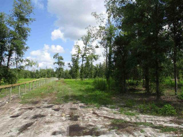 Parcel 6 NW County Road 2054, Alachua, FL 32615 (MLS #429511) :: The Curlings Group