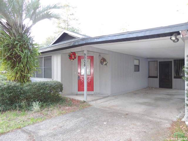 9028 NW 37th Circle, Gainesville, FL 32653 (MLS #429592) :: Bosshardt Realty