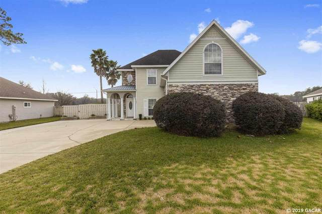 11931 NW 8th Road, Gainesville, FL 32606 (MLS #430364) :: Bosshardt Realty