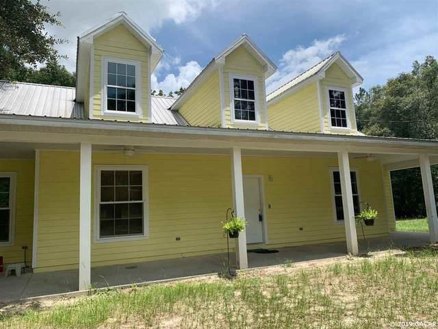 2410 NE 83rd Terrace, High Springs, FL 32643 (MLS #430549) :: Abraham Agape Group