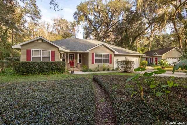 5505 SW 17 Court, Gainesville, FL 32608 (MLS #431161) :: Pepine Realty