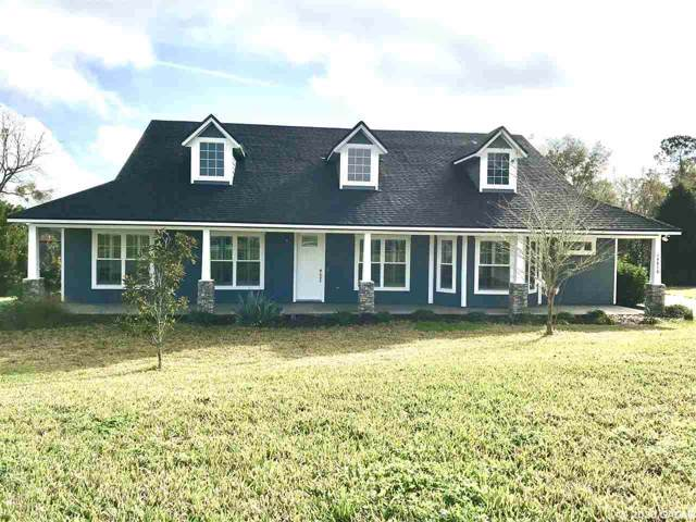 14816 NW 151 Lane, Alachua, FL 32615 (MLS #431196) :: Better Homes & Gardens Real Estate Thomas Group